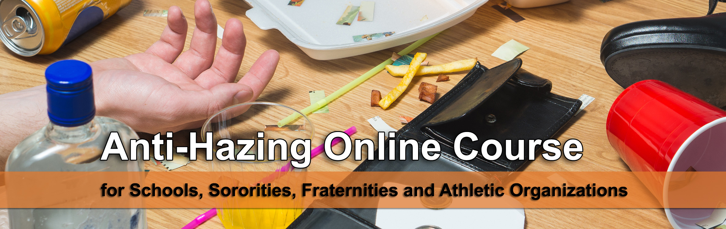 Anti-Hazing Online Course for Sororities, Fraternities, and Organizations